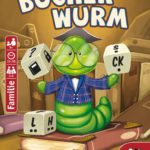 Bücherwurm: Das Würfelspiel