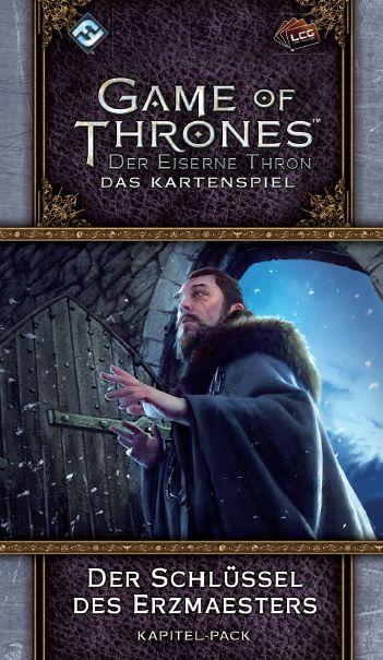 Der Eiserne Thron (Das Kartenspiel) / 2. Edition: Der Schlüssel des Erzmaesters