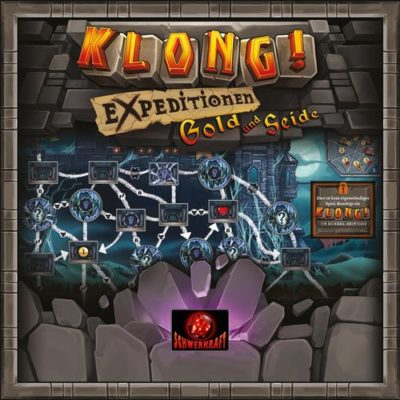 Klong!: Gold und Seide