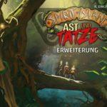 Spirit Island: Ast und Tatze