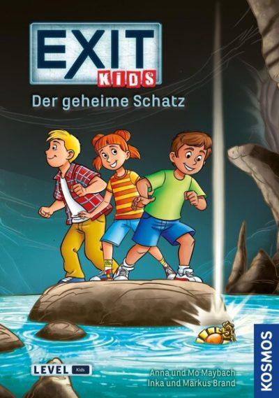 EXIT Kids: Der geheime Schatz