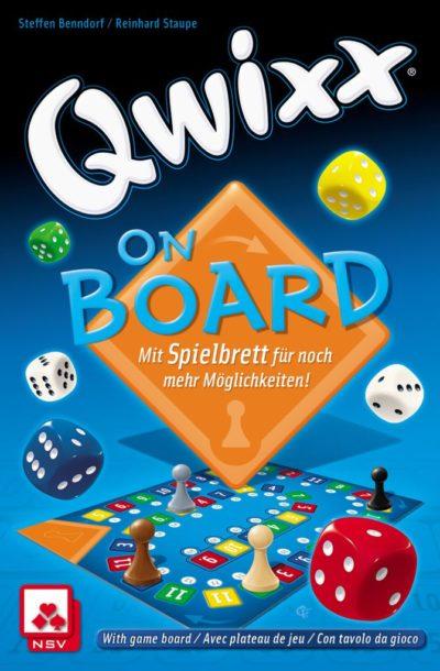 Qwixx: On Board