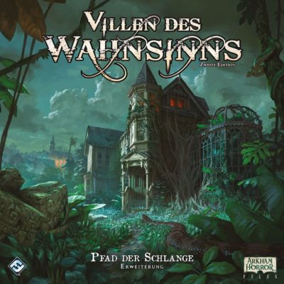 Villen des Wahnsinns: 2. Edition – Pfad der Schlange
