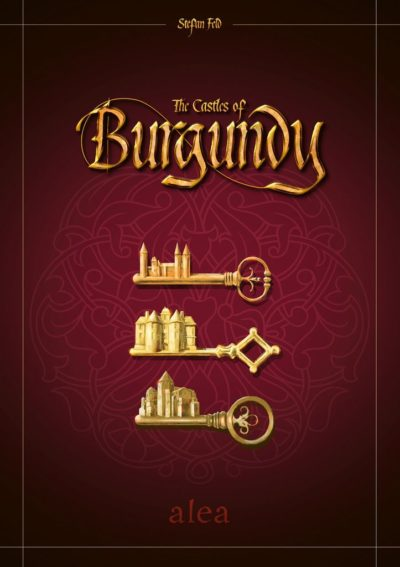 Die Burgen von Burgund (Neuauflage)