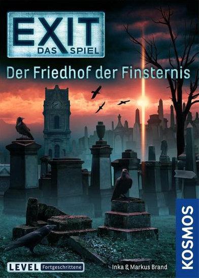 EXIT – Das Spiel: Der Friedhof der Finsternis