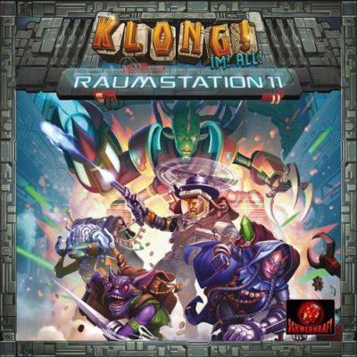Klong! Im! All!: Raumstation 11