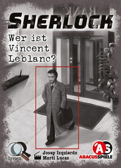 Sherlock: Wer ist Vincent Leblanc?