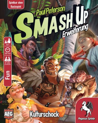 Smash Up: Kulturschock