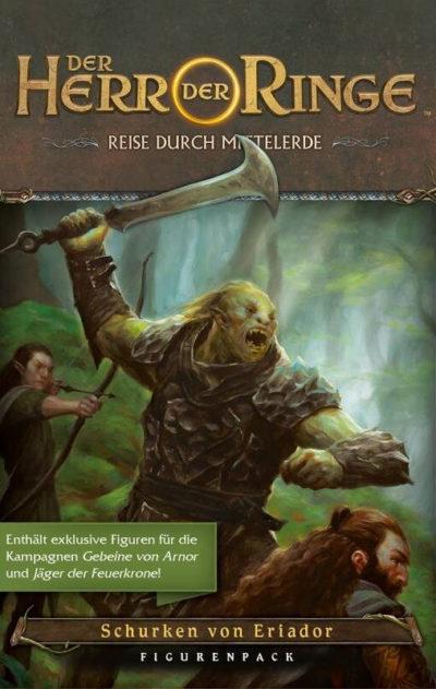 Der Herr der Ringe: Reise durch Mittelerde – Schurken von Eriador