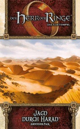 Der Herr der Ringe: Das Kartenspiel – Jagd durch Harad