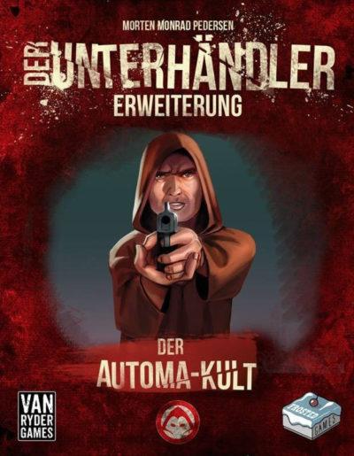Der Unterhändler: Der Automa-Kult