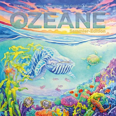 Ozeane (Sammleredition)