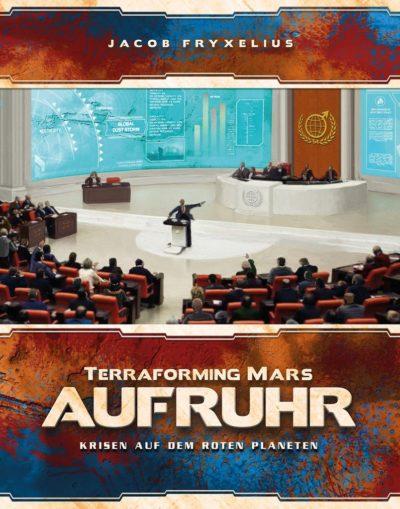 Terraforming Mars: Aufruhr