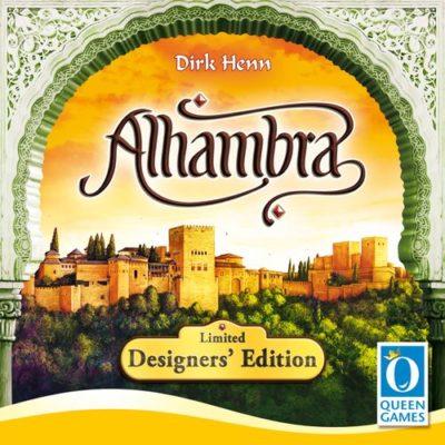 Alhambra: Designers' Expansions Box