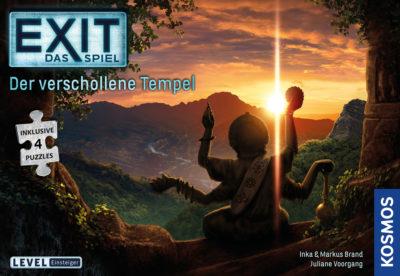 EXIT – Das Spiel + Puzzle: Der verschollene Tempel