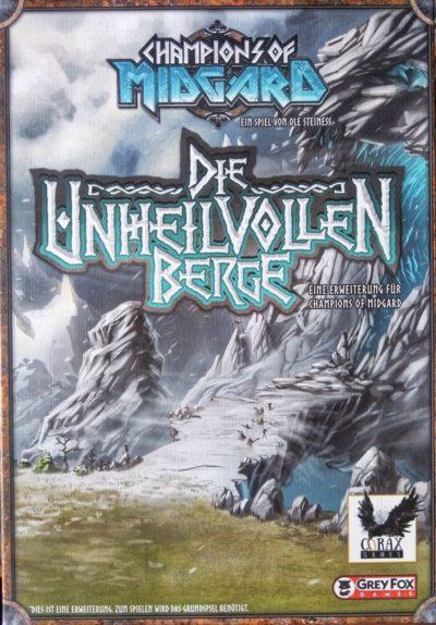 Champions of Midgard: Die unheilvollen Berge