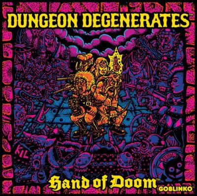 Dungeon Degenerates