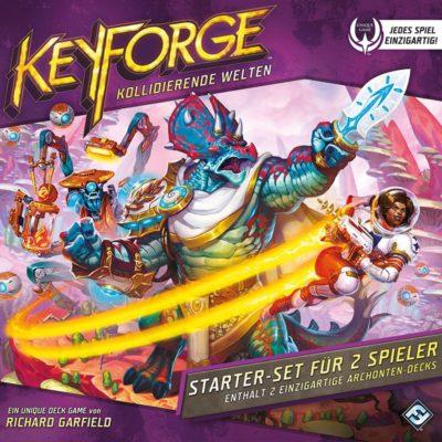 Keyforge: Kollidierende Welten – Starter-Set
