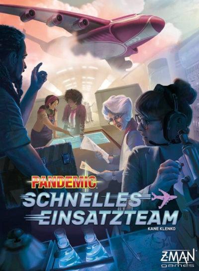 Pandemic: Schnelles Einsatzteam