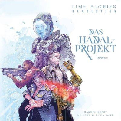 T.I.M.E Stories Revolution: Das Hadal-Projekt