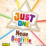 Just One: Neue Begriffe