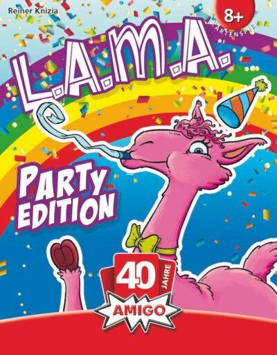 L.A.M.A. Party Edition