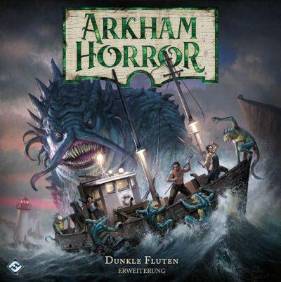 Arkham Horror (Dritte Edition): Dunkle Fluten