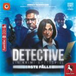 Detective: Erste Fälle