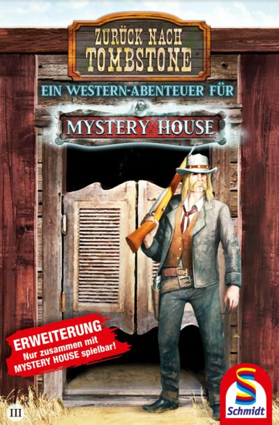 Mystery House: Zurück nach Tombstone