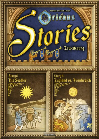 Orléans Stories: Story 3 & 4