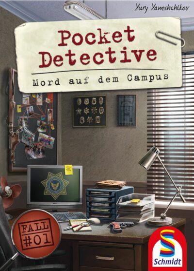 Pocket Detective: Mord auf dem Campus
