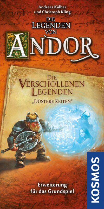 """Die Legenden von Andor: Die verschollenen Legenden """"Düstere Zeiten"""""""