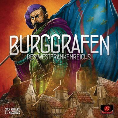 Burggrafen des Westfrankenreichs