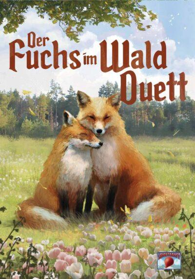 Der Fuchs im Wald: Duett