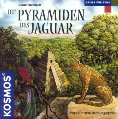 Die Pyramiden des Jaguar
