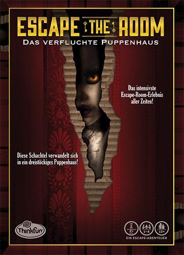 Escape the Room: Das verfluchte Puppenhaus