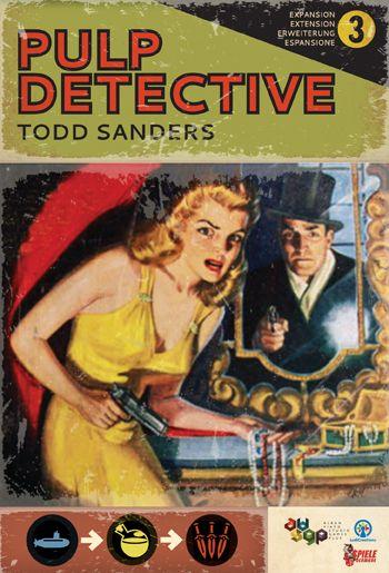 Pulp Detective: Abenteurer, Antagonisten und Apparaturen