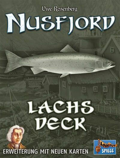 Nusfjord: Lachs-Deck