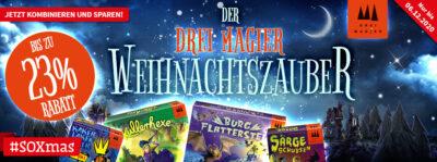 Drei Magier Weihnachtszauber