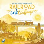 Railroad Ink Challenge / Sonnengelb