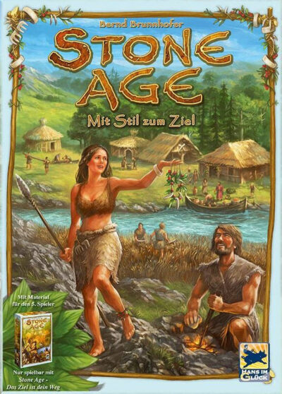 Stone Age: Mit Stil zum Ziel (Neuauflage)