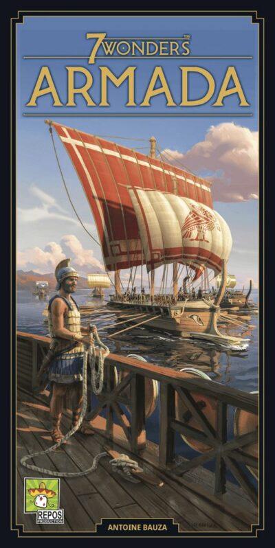 7 Wonders (Neuauflage): Armada