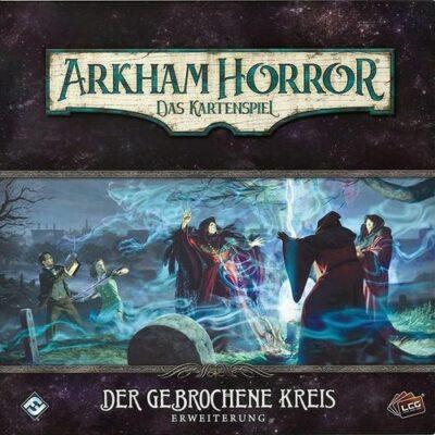 Arkham Horror: Das Kartenspiel – Der gebrochene Kreis