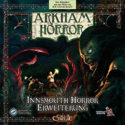 Arkham Horror: Das Kartenspiel – Die Innsmouth Verschwörung