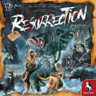 Armata Strigoi: Resurrection
