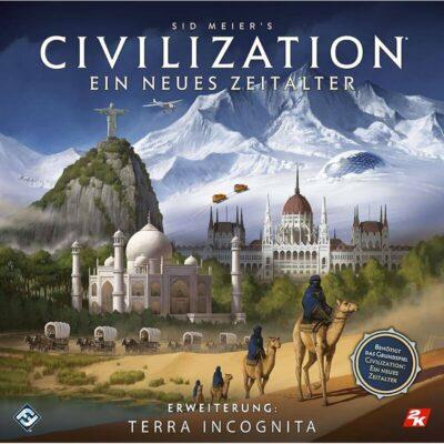 Civilization – Ein neues Zeitalter: Terra Incognita