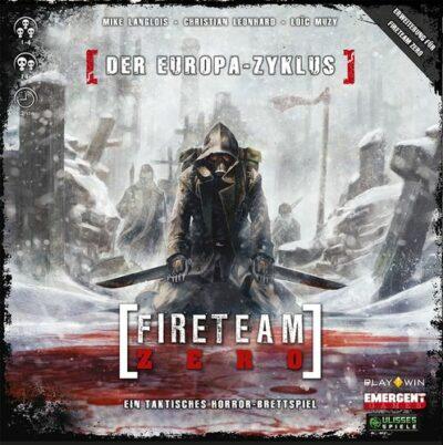 Fireteam Zero: Der Europa-Zyklus