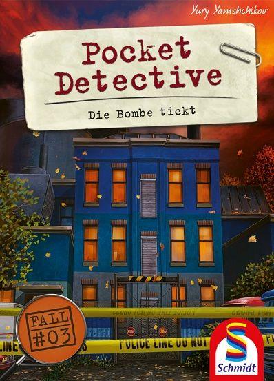 Pocket Detective: Die Bombe tickt