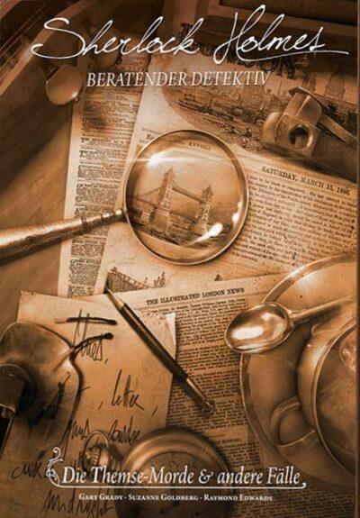 Sherlock Holmes Beratender Detektiv: Die Themse-Morde & andere Fälle
