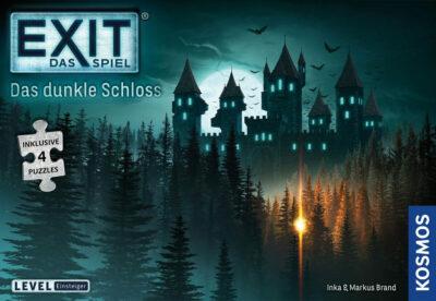 EXIT – Das Spiel + Puzzle: Das dunkle Schloss
